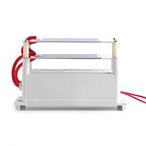 enerator Luftreiniger Sterilisator Integrierter Ozonizer mit doppelten Blechen aus Streifen-Ozon Keramikplatten(AC220V) (Tragbare Elektrische Generator)