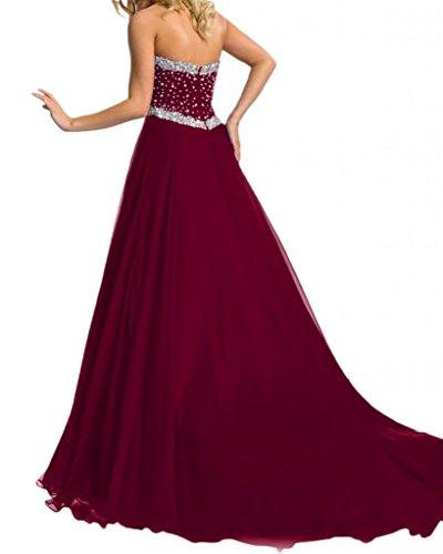 Gorgeous Bride - Robe - Femme Rouge - Bordeaux