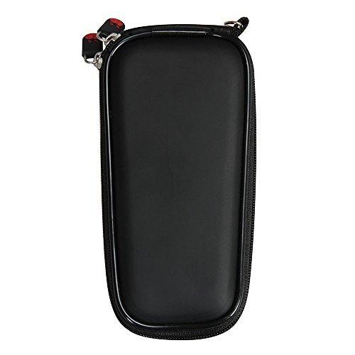 Für Microsoft Arc Touch Mouse Maus Travel EVA Tasche Schutz hülle Etui Tragetasche Beutel Compact Größen von Hermitshell - Arc Schutz