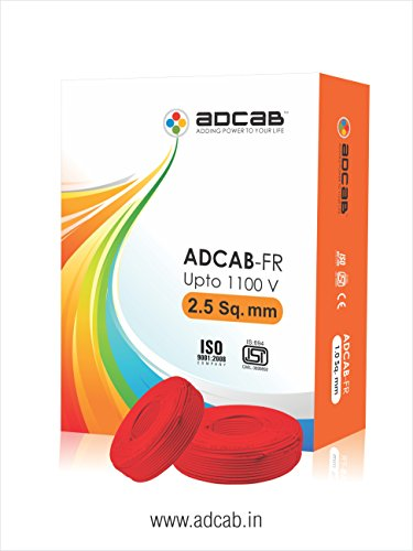 ADCAB FR PVC Insulated Wire 2.5 sq mm