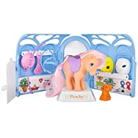 My Little Pony 35235 My Retro Pretty Parlor Playset, Includes Peachy, Multi-Colour