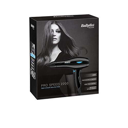 BaByliss Speed Pro 2200 Hair Dryer