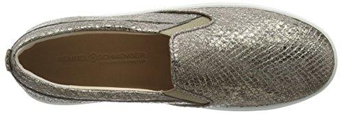 Kennel Und Schmenger Schuhmanufaktur Town, Sneakers basses femme Marron - Braun (brown S.weiss 652)