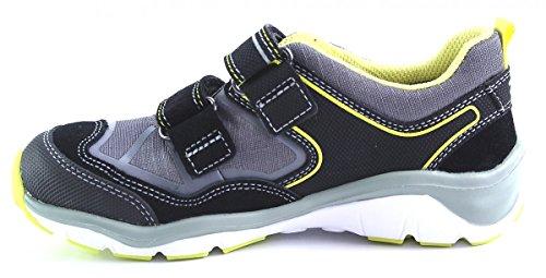Superfit Halbschuh - Sport5 Mini - Goretex - schwarz Grau/Gelb