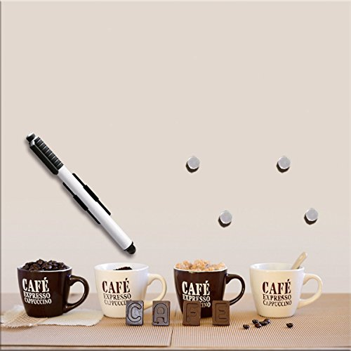 Eurographics MB-BA1109 Memo Board Coffee Family, 30 x 30 cm