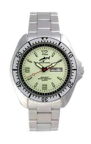 Chris Benz One Man CBO-N-SI-MB Men's Diving Watch