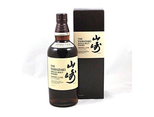 Yamazaki Sherry Cask 2013 Single Malt Whisky - Jim Murrays worlds best whisky 2015