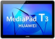 "Huawei Mediapad T3 10 - Tableta 9.6"", HD IPS, WiFi, Procesador Quad-Core Snapdragon 425, 2GB RAM, 16GB Me"