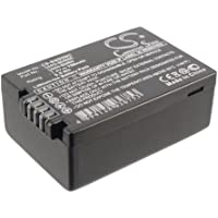 Li-ion BATTERY Pack Fits Panasonic Lumix DMC-FZ100, DMW-BMB9PP, DMW-BMB9, Lumix DMC-FZ47, DMW-BMB9E