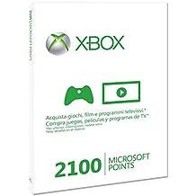 Microsoft 2100 LIVE Points - accesorios de juegos de pc (De plástico)