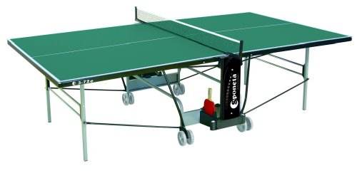 Sponeta Tischtennisplatte S 3-72e Grün Outdoor