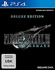 Final Fantasy VII HD Remake Deluxe Edition [Playstation 4]