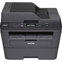 Brother DCP-L2540DW Monochrome Laser All-in-One with 2-sided printing, Wireless and Network connectivity, Mobile Printing