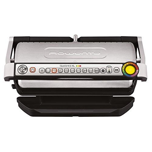 & Rowenta GR722D Optigrill+ XL Bistecchiera Intelligente con 9 Programmi di Cottura Automatici comprare on line