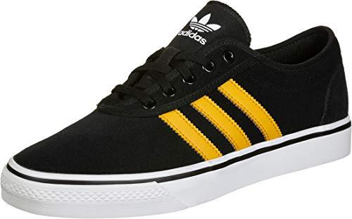 Adidas adiease, basket mixte adulte, noir/jaune...