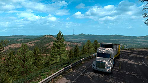 American Truck Simulator Oregon Add On screenshot