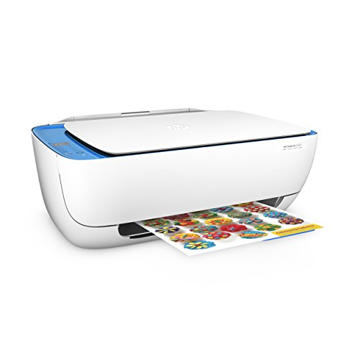 Simplifica tus tareas con una impresora multifuncional asequible en la que puedes confiar. Permanece conectado con la forma más fácil de imprimir desde tu smartphone o tablet.[1] Imprime, escanea y copia rápidamente y al instante, y líbrate del desor...