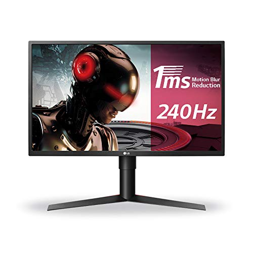 LG 27GK750F 68, 58 cm (27 Zoll) Full HD Monitor mit Pro-Gaming Qualität Schwarz