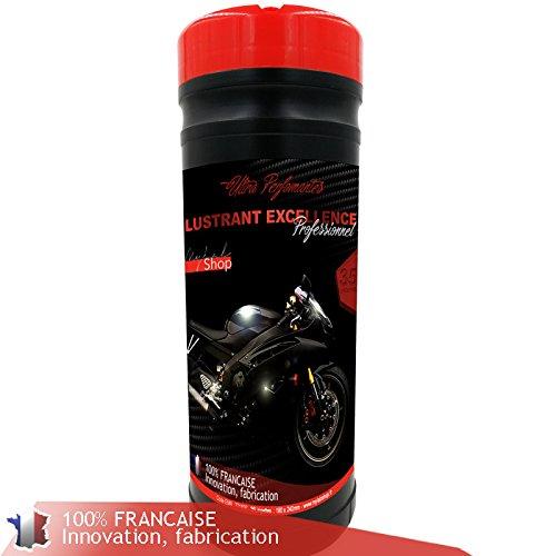 Preisvergleich Produktbild Reinigungstuch Moto Radierschwamm Spa Moto konische Feder Box von 35 Tücher