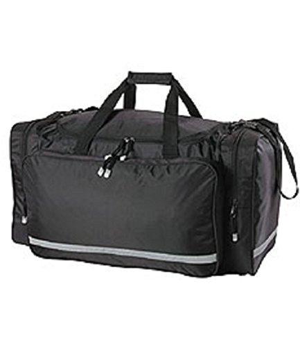 Jumbo-Borsa per lavoro Bag-Borsone da viaggio, dimensioni 32 x 35 x 68 cm Nero