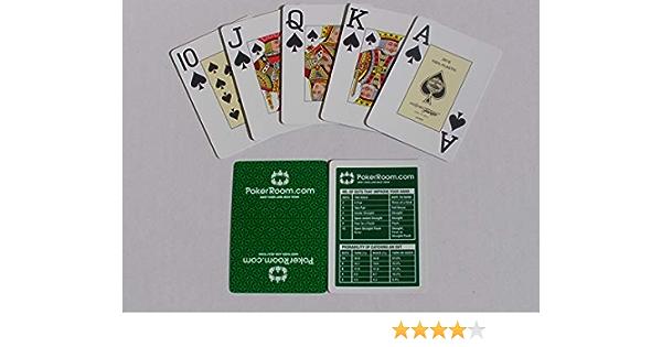 Unbekannt 6 x Premium Poker Karten Jumbo Gro/ßer Index leicht geriffelt Spielkarten 100/% Plastik blau 2 Eckzeichen Corner Pips Wasserabweisend Spiel Karten Skat Mau Mau Bridge Rommee Canasta