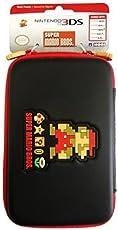 Hoti Nintendo 3DS XL Retro Mario Hard Pouch (Black)