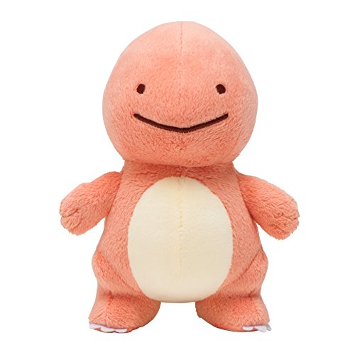 Pokemon-Center-Original-peluche-transformar-metamon-Charmander
