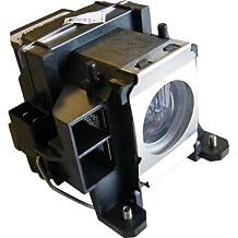 Samurai lámpara Complete para Epson EB-1720, EB-1725, EB-1730W, EB-1735W, EB-1700, EMP-1735W, Emp-1...