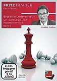 Englische Leidenschaft - Ein vollständiges Weißrepertoire mit 1.c4 Band 1 von Mihail Marin