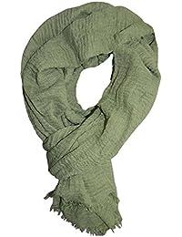 a4520d50f3b4 Amazon.fr   KARL LOVEN - Echarpes et foulards   Accessoires   Vêtements