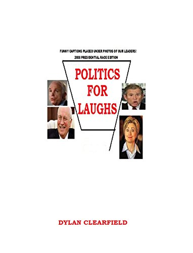Politics for laughs: That's a Mouthful (English Edition) -