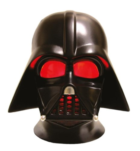 Star wars 599386031 - Figura lámpara Casco Darth Vader (25 cm)