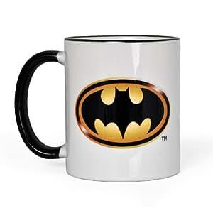 Batman - Classic Retro Logo - Coffee Mug