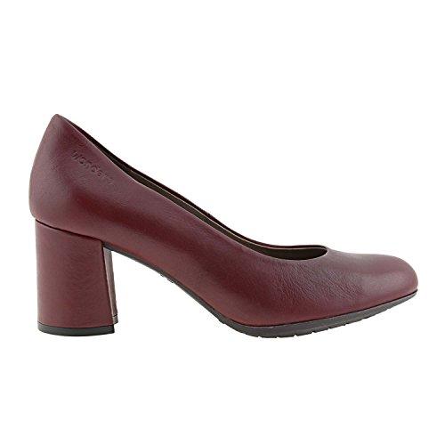 6831 Rouge Wonders Pth0p Chaussures I Merveilles Peau XZPkuTiO
