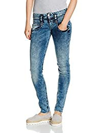 Herrlicher Damen Jeanshose Pitch Slim Denim Stretch