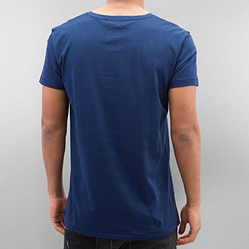 Lee Herren T-Shirt Ultimate Tee Indigo
