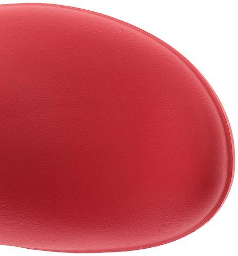 Crocs Rainfloe, Bottes de pluie - Femme Rouge (Red/Red)