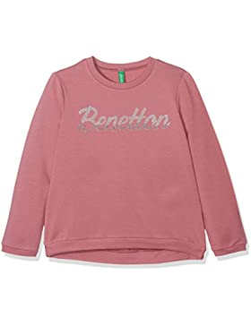United Colors of Benetton Mädchen Sweatshirt Sweater L/S