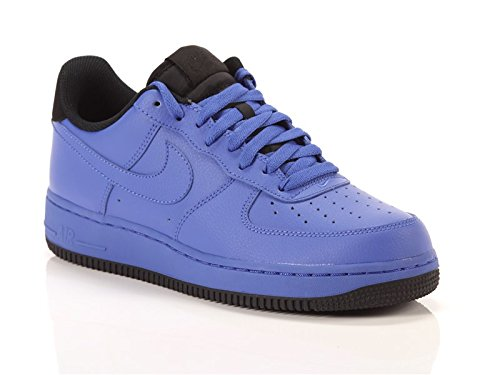 Nike - Nike Air Force 1 '07 Leather Comet Blue