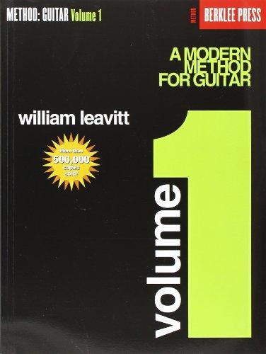 A Modern Method for Guitar: Volume 1