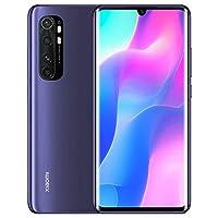 Xiaomi Mi Note 10 Lite Smartphone, Dual SIM, 128 GB, 6 GB RAM - Nebula Purple