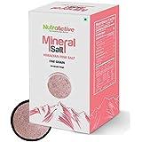 NutroActive Mineral Himalayan Pink Salt Fine Grain, (0.5-1 mm)- 350 gm