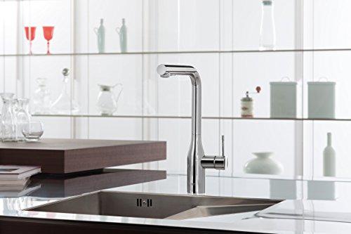 Grohe – Essence Küchenarmatur mit herausziehbarer Spülbrause - 4