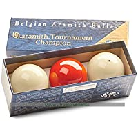 Aramith Tournament Champion Billiard Balls