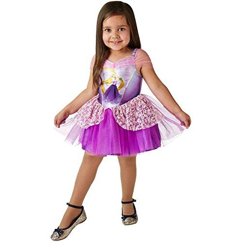 punzel Ballerina Prinzessin Kostüm Kinder Mädchen Rubies (Tangled Kostüm Für Mädchen)