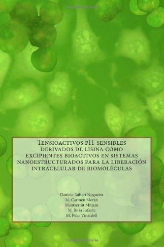 Tensioactivos pH-sensibles derivados de lisina como excipientes bioactivos en sistemas nanoestructurados para la liberación intracelular de biomoléculas por Dra Daniele Rubert Nogueira