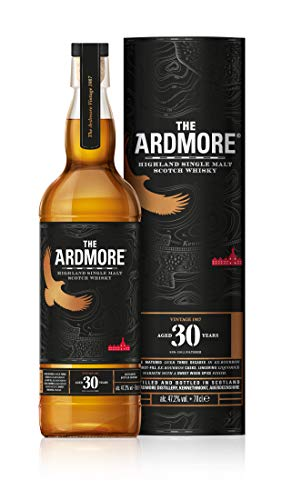 Ardmore 30 Years Old Single Malt Whisky (1 x 0.7 l)