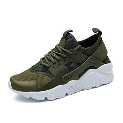 Qianliuk Frau Basketball Sneakers Mesh-Plattform Laufschuhe Casual Shoes (Mcqueen Schuhe Alexander)
