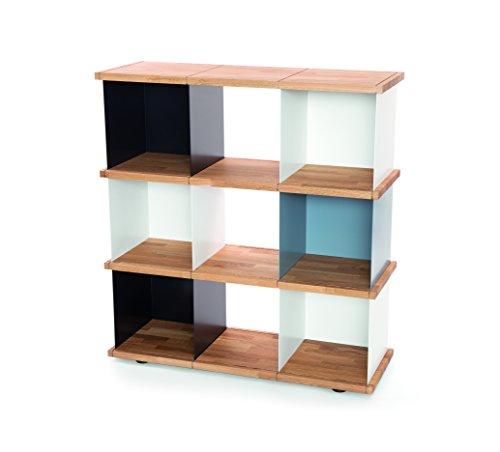 konstantin-slawinski-yu-set-3-estanteria-modular-compartimentos-de-acero-suelo-de-roble-3x-blanco-2x