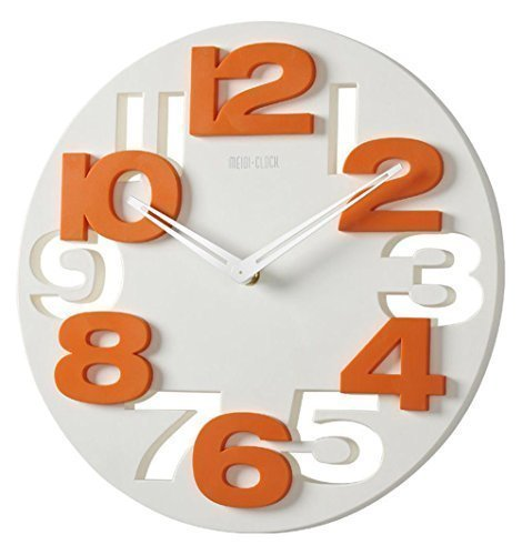 GMMH 3 D con diseño Moderno Reloj de Pared de Cocina baduhr ...